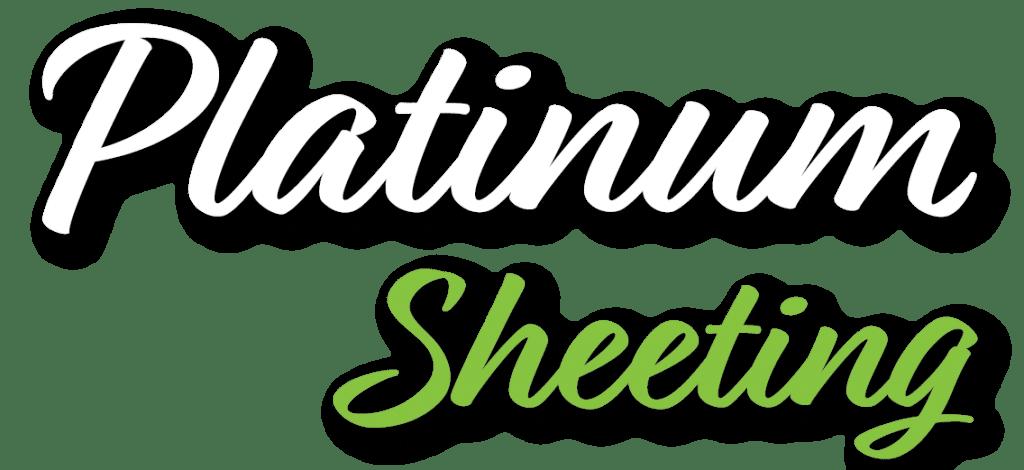 Platinum Sheeting